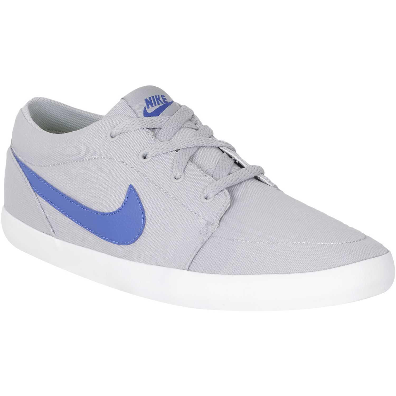 término análogo Analgésico playa  Nike Futslide Tx Gris / azul Para caminar | platanitos.com