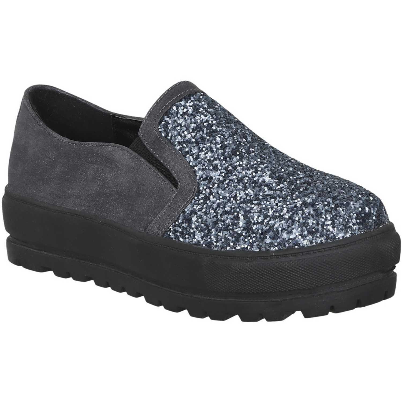 Platanitos ny-zc 61 Azul Zapatillas Fashion