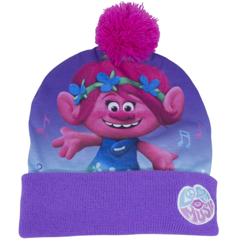 Trolls gorro invierno trolls Lila Sombreros y Gorros