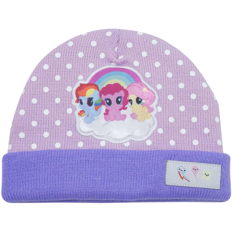 My Little Pony gorro invierno my little p0ny Rosado/lila Sombreros y Gorros
