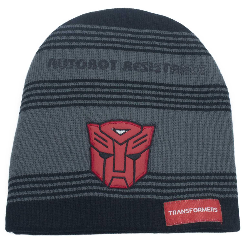 Transformers gorro invierno transformers Plomo Sombreros y Gorros