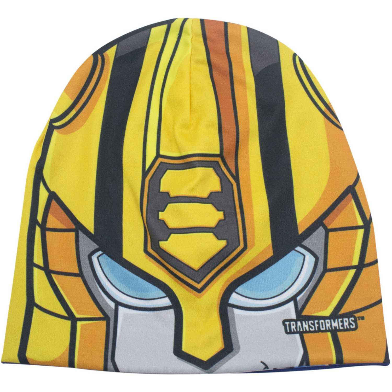 Transformers gorro invierno transformers Azul / amarillo Sombreros y Gorros