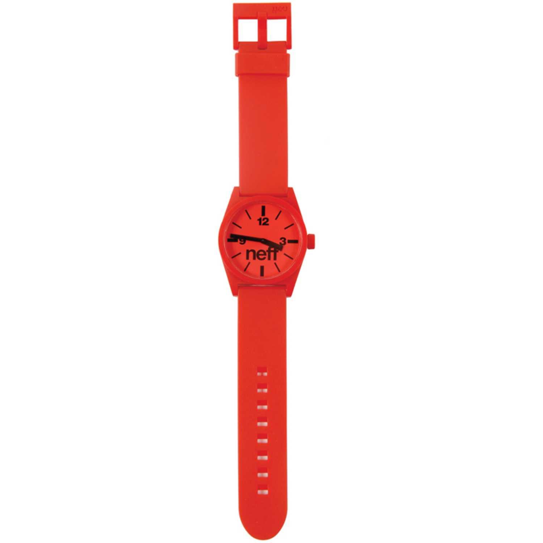 Neff daily Rojo Relojes de Pulsera