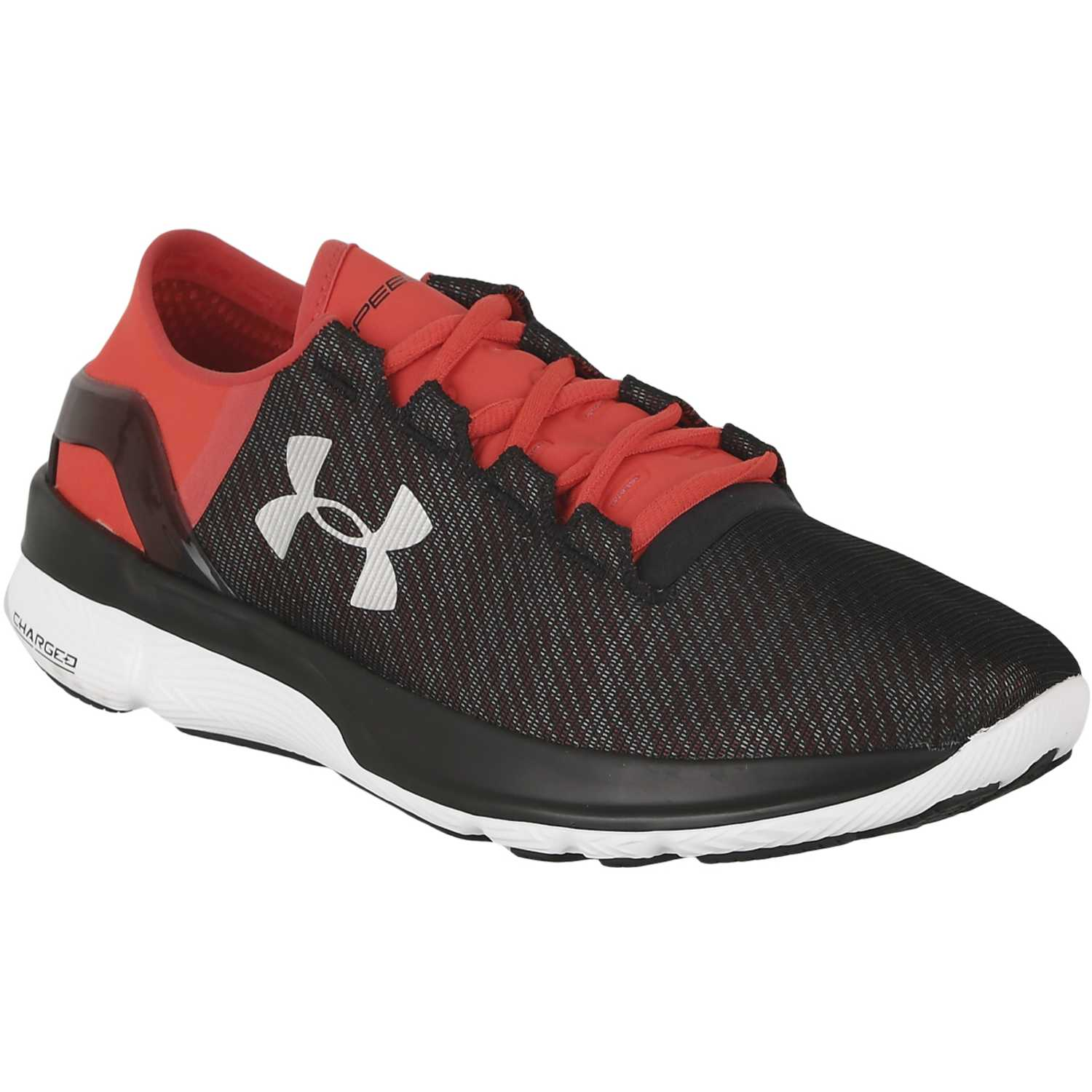 Fiesta de Mujer Under Armour Negro / Rojo ua speedform apollo 2 rf