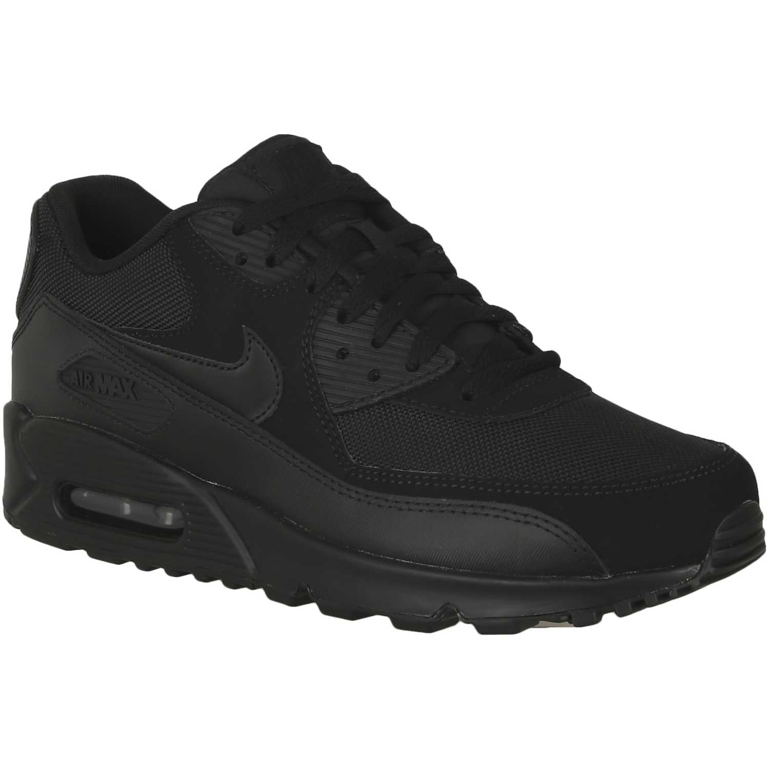 Zapatillas Nike Nightgaze Negro y Blanco