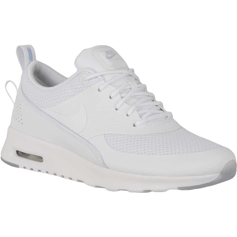 Cuña de Mujer Nike Blanco wmns air max thea prm |
