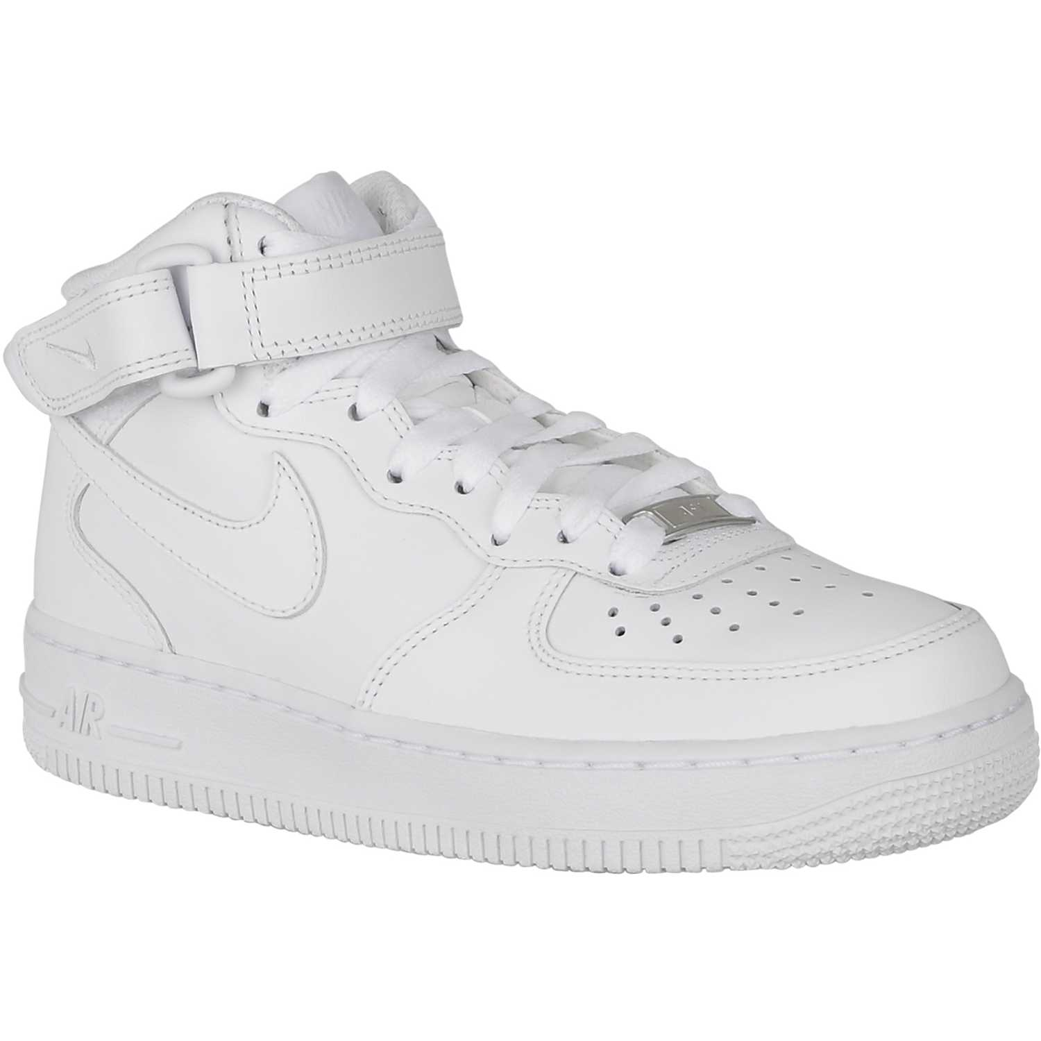 Nike wmns air force 1 07 mid Blanco Walking | platanitos.com