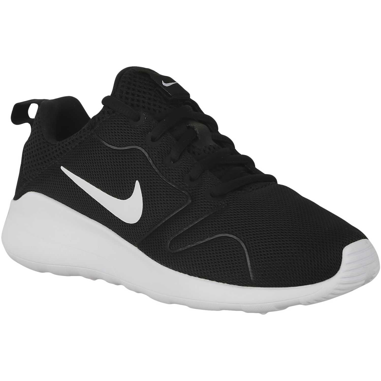 Nike wmns kaishi 2.0 Negro / blanco Walking