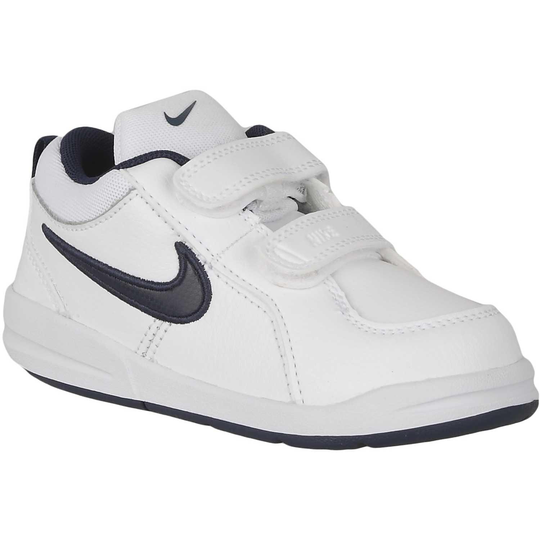 Deportivo de Hombre Nike blanco / azul pico 4 btv