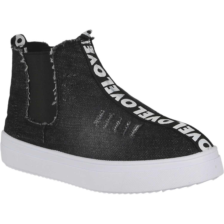 Just4u zb 3 Negro Zapatillas Fashion