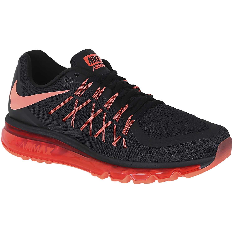 Nike air max 2015 Negro rojo |