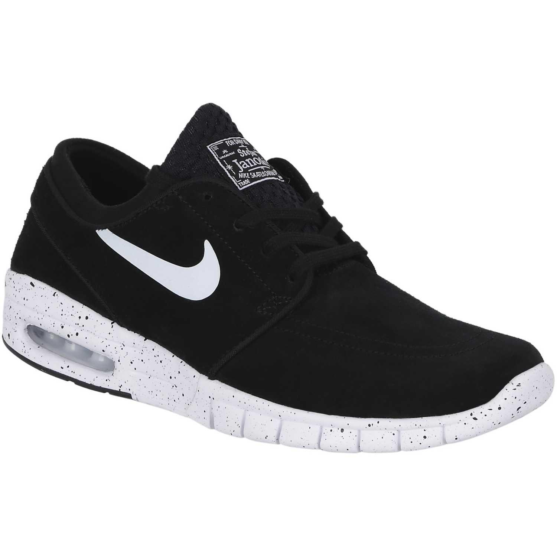 Casual de Hombre Nike Negro / blanco stefan janoski max l