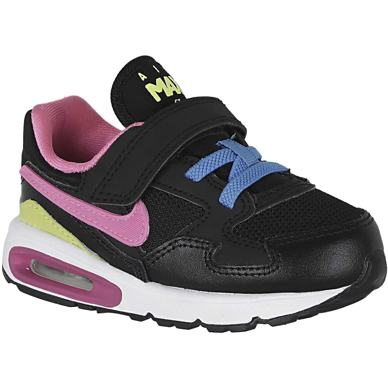 Bolsos de Mujer Nike Negro Blanco air max st gtv