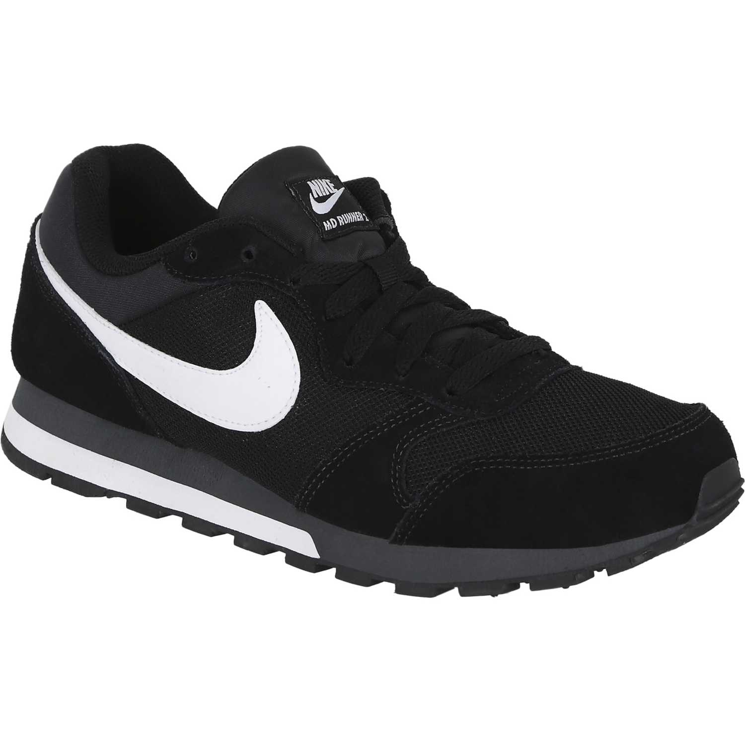 Nike md runner 2 Negro Walking