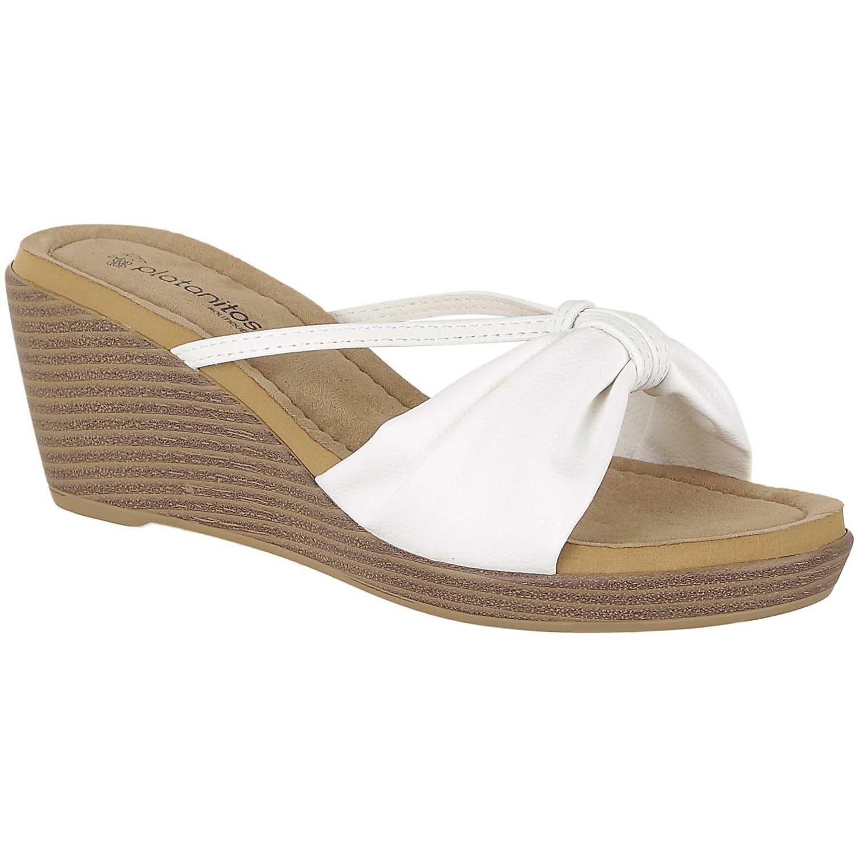 Platanitos sct yoana01 Blanco Flats
