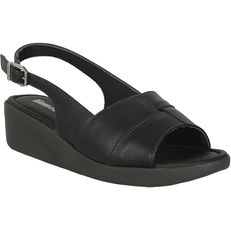 Limoni - Cuero sct 5990 Negro Flats