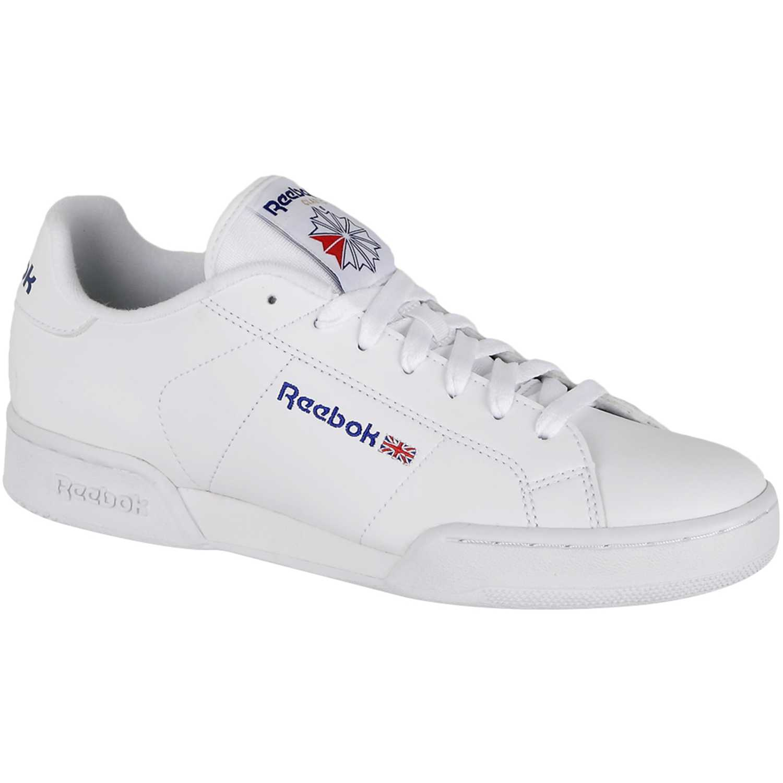 Reebok npc ii syn Blanco Tennis & Deportes con Raqueta
