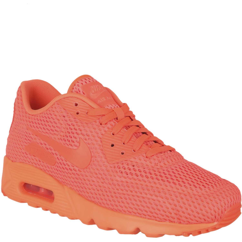 Ballerinas de Mujer Nike anaranjado air max 90 ultra br
