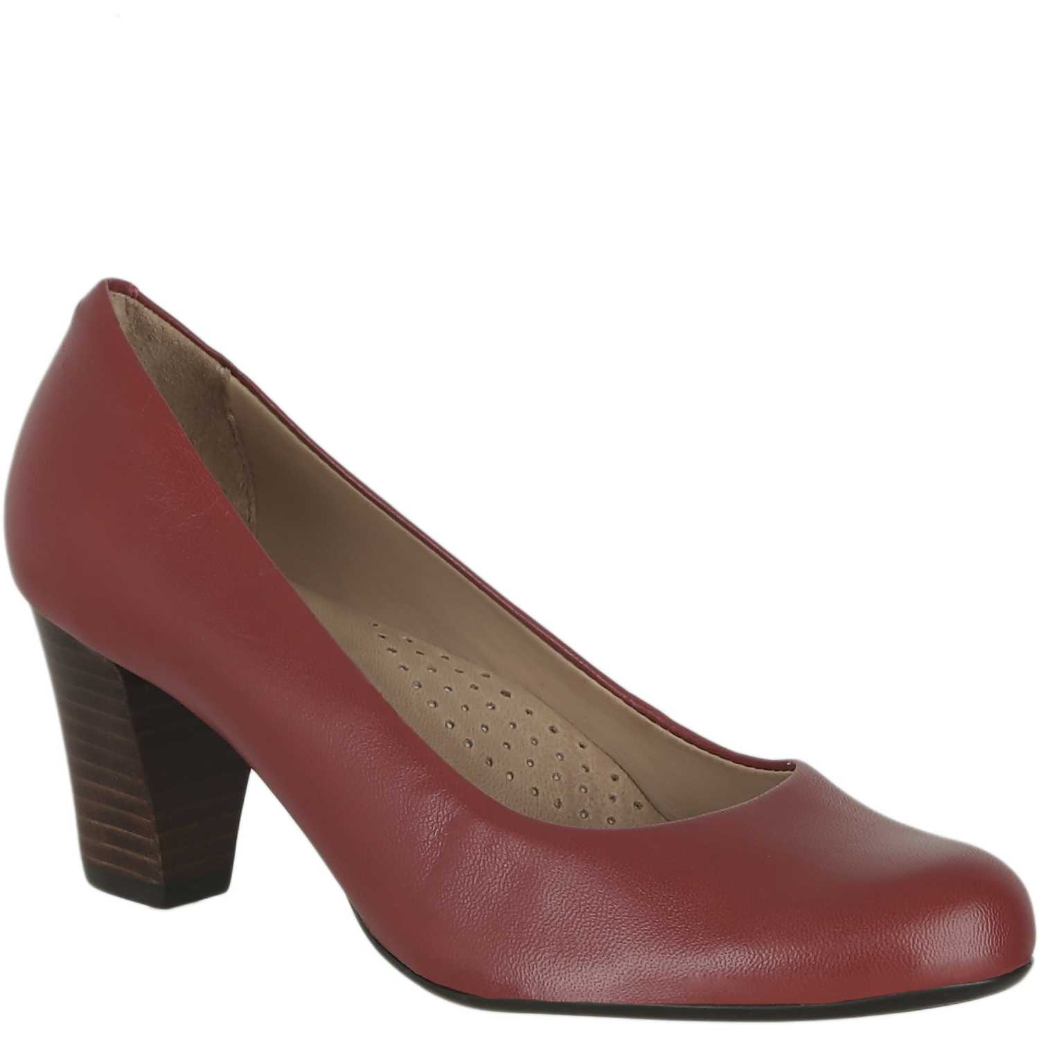 Hush Puppies alegria Rojo Estiletos y Pumps