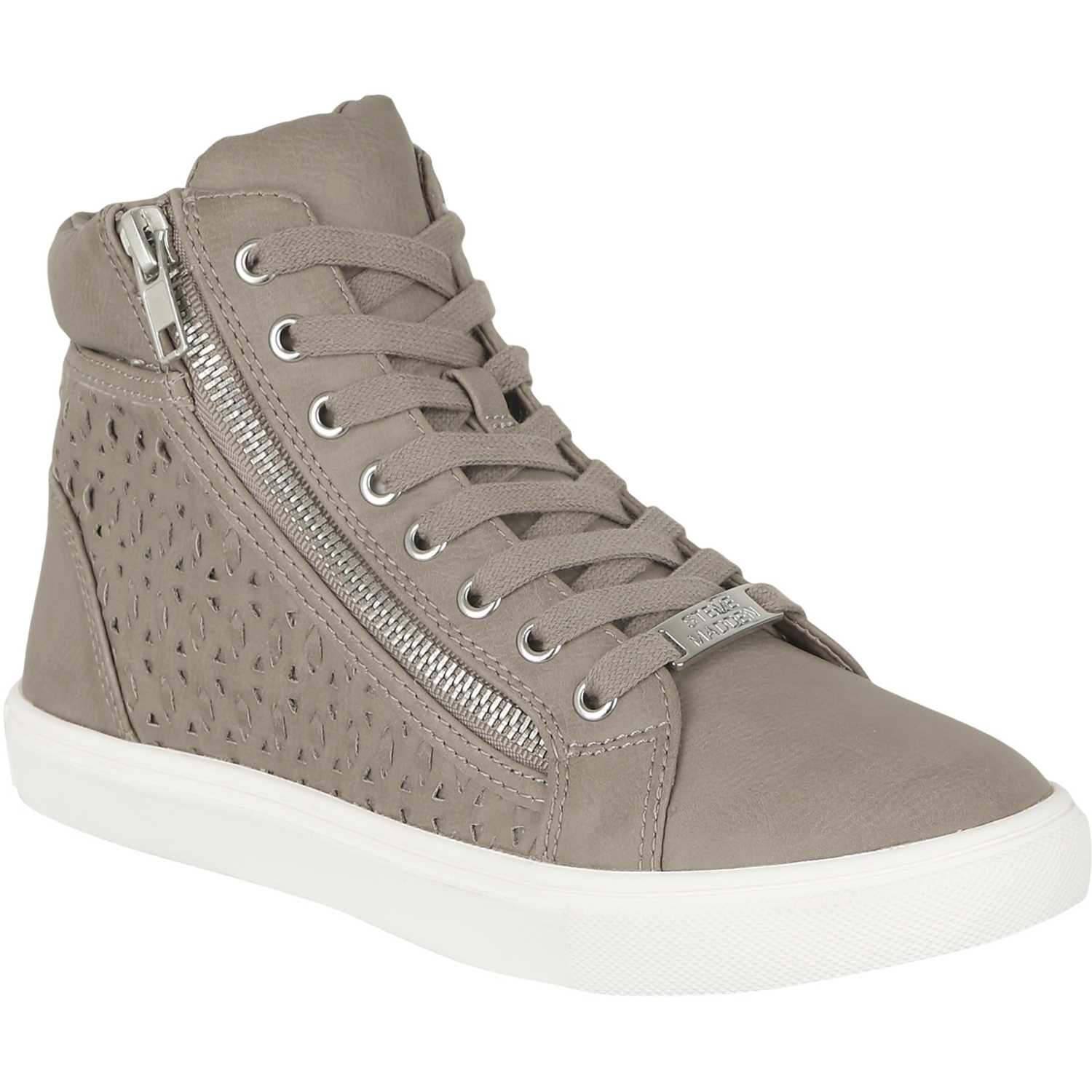 Steve Madden eiris Gris Zapatillas Fashion