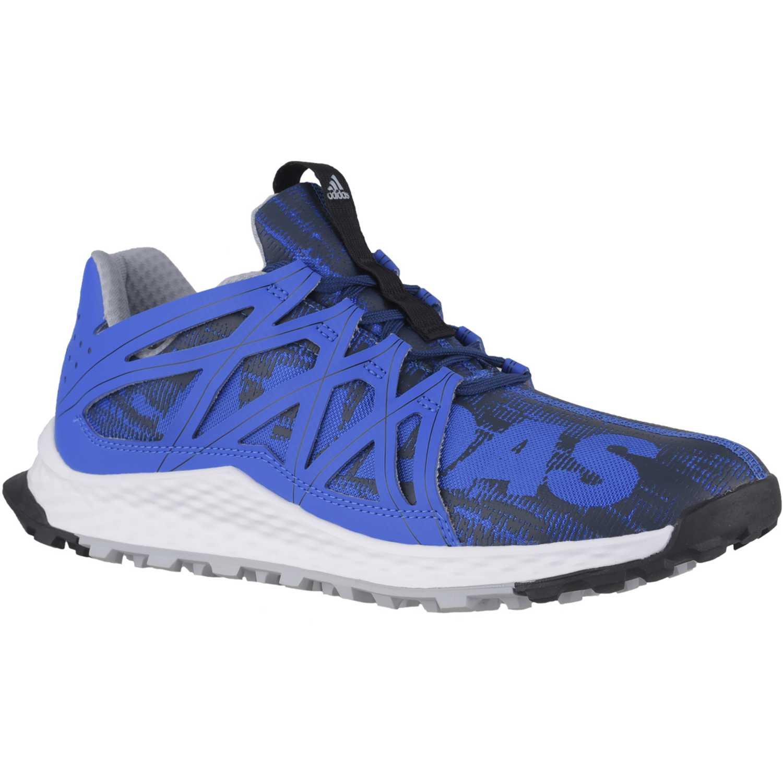 Adidas Vigor Bounce M Azul / blanco
