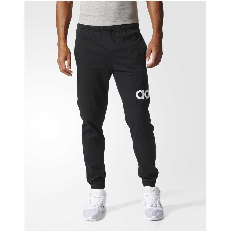 Pantalón de Hombre Adidas nos trae su colección en moda Hombre Mujer Kids. Envíos gratis a todo el Perú.  Negro ess lgo t p sj