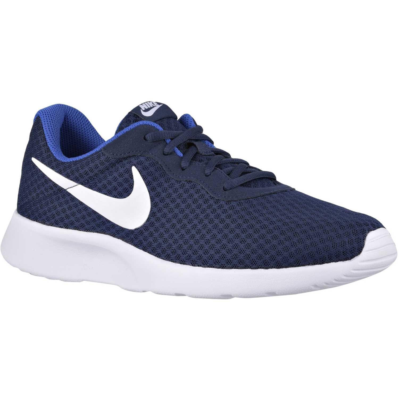 Nike TANJUN Azul / blanco Walking
