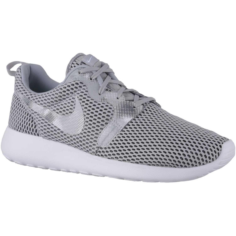 Nike roshe one hyp br gpx Gris / blanco Walking