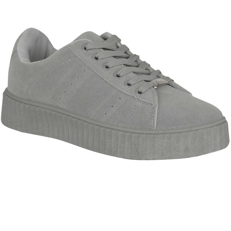Zapatillas de Mujer Just4u Gris zc crep