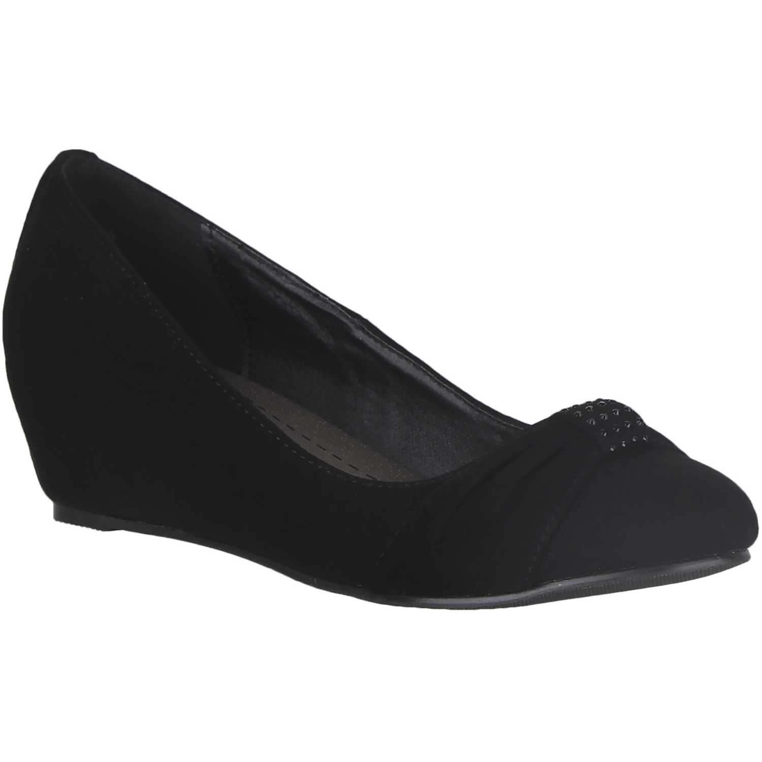 Platanitos cw-837 Negro Estiletos y Pumps