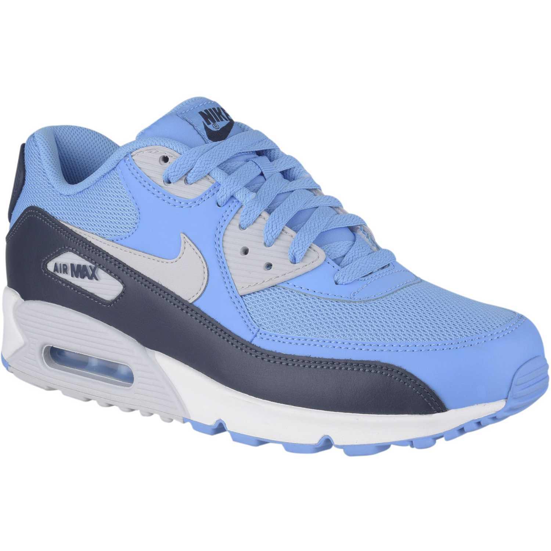 Ballerinas de Mujer Nike Celeste Azul air max 90 essential
