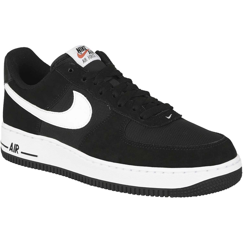 zapatillas hombre nike air force 1 negra