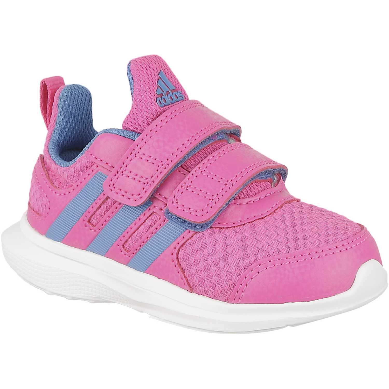 Adidas hyperfast 2.0 cf i Rosado celeste |
