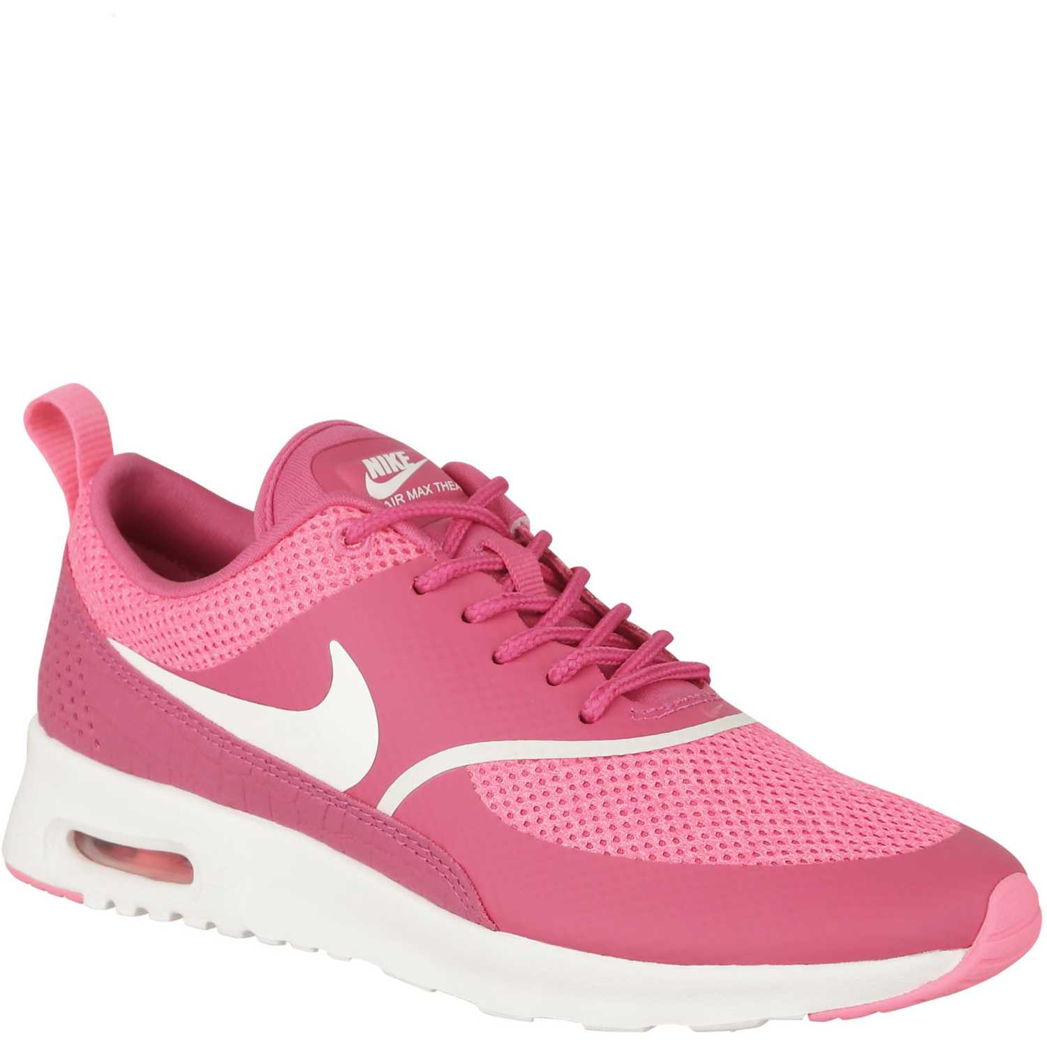 Nike wmns air max thea Rosado / blanco Walking