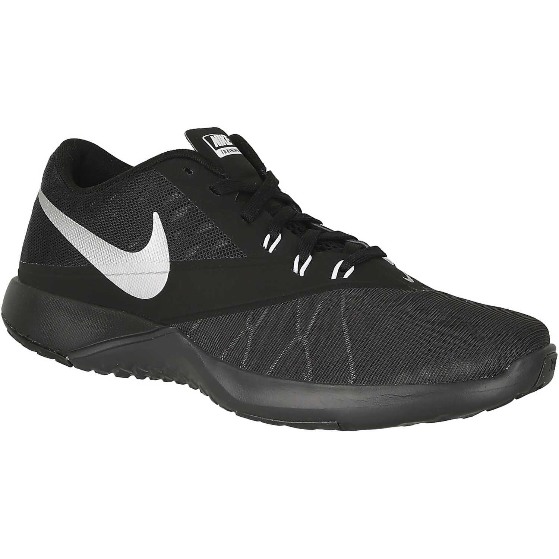 Nike fs lite trainer 4 Negro / plateado