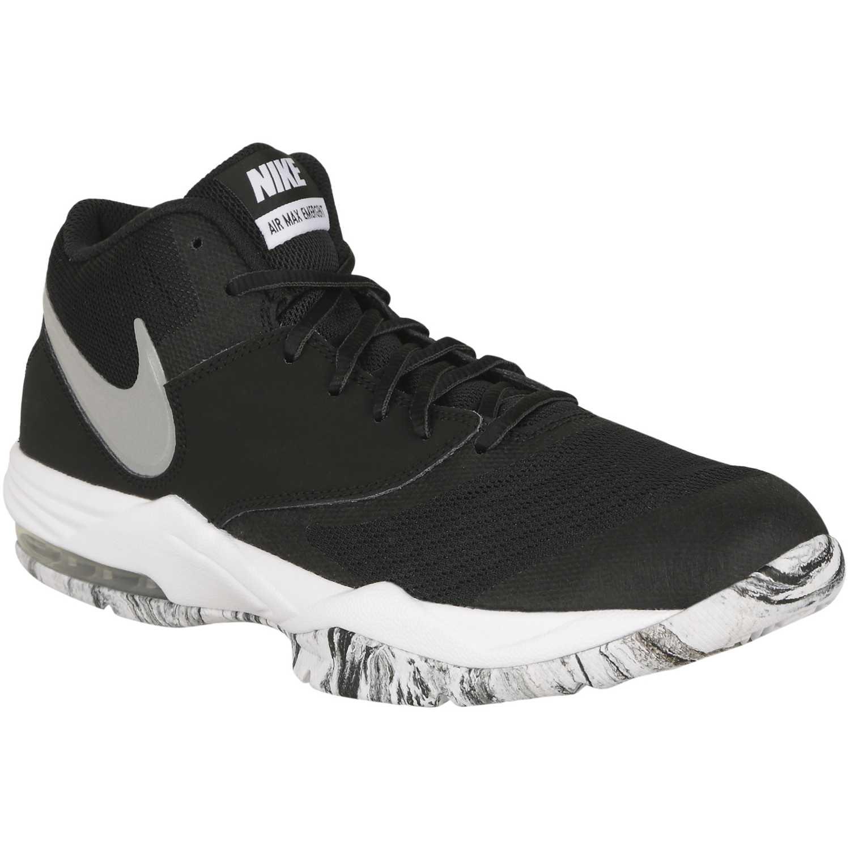 Esplendor Administración Visible  Nike Air Max Emergent Negro / blanco Hombres   platanitos.com
