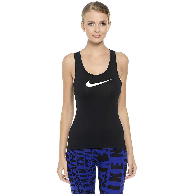 Nike PRO COOL TANK Negro Tank Tops
