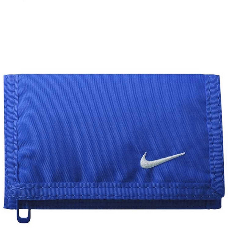 Billeteras de Hombre Nike Azul basic wallet
