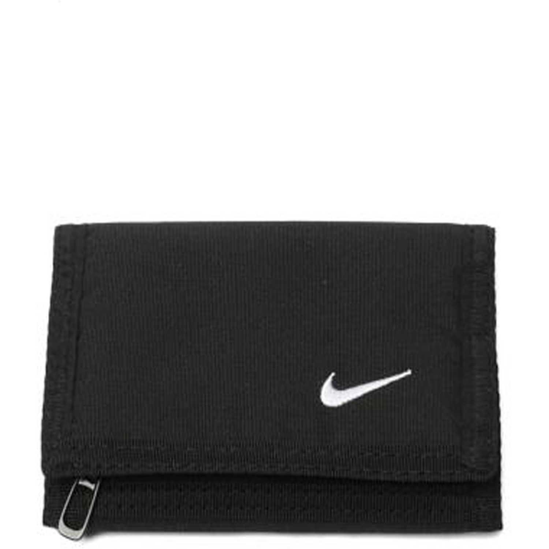 Nike basic wallet Negro Billeteras