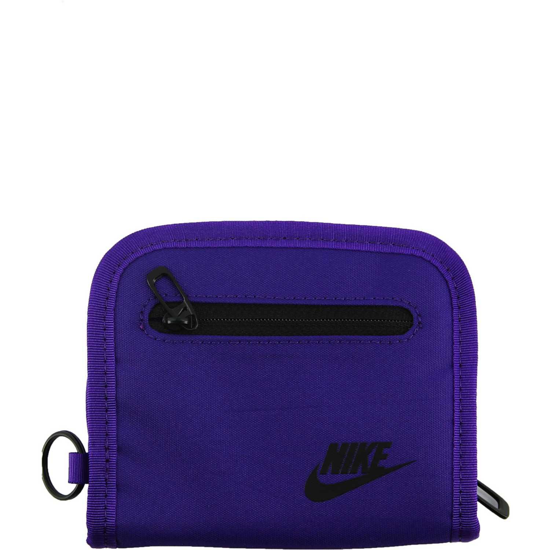 Nike heritage small wallet Morado Monederos