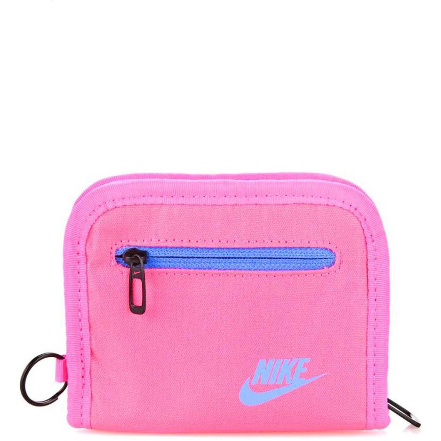 Nike Heritage Small Wallet Rosado Billeteras