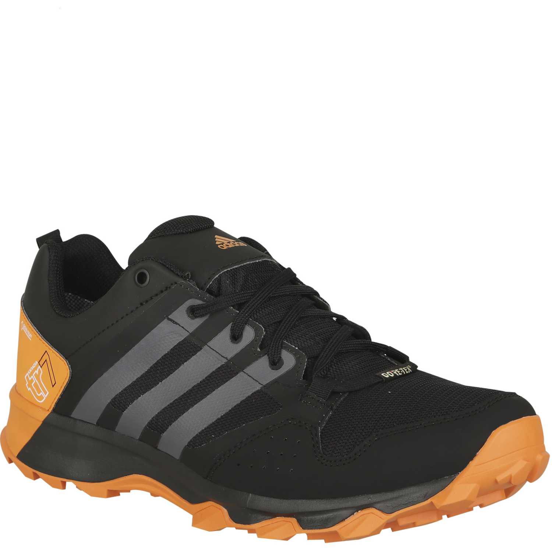 Sofocar Eslovenia Cien años  Adidas KANADIA 7 TR GTX Negro / naranja Calzado hiking | platanitos.com