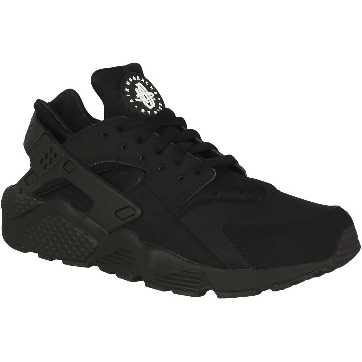 Nike AIR HUARACHE Negro Walking | platanitos.com