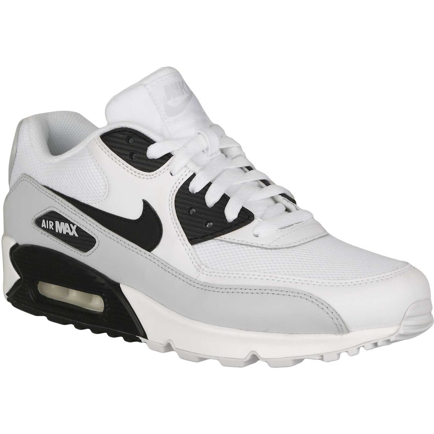 Nike air max 90 essential Blanco / negro Walking ...