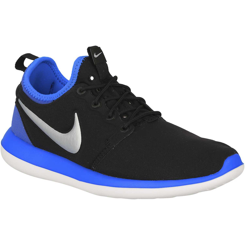 Nike roshe two bg Negro azul |