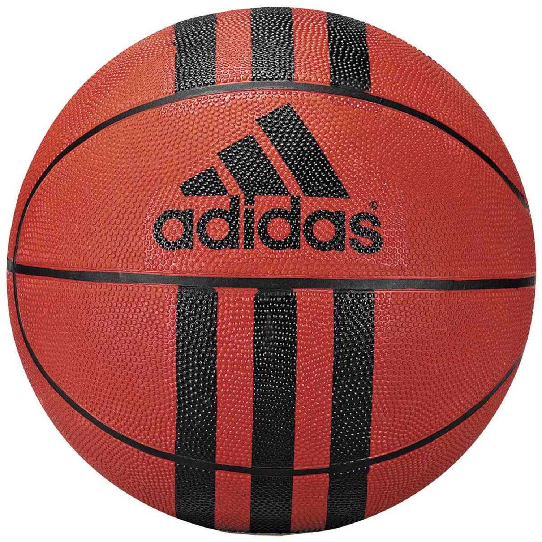 Adidas 3 Stripe D 29.5 Naranja / negro Bolas