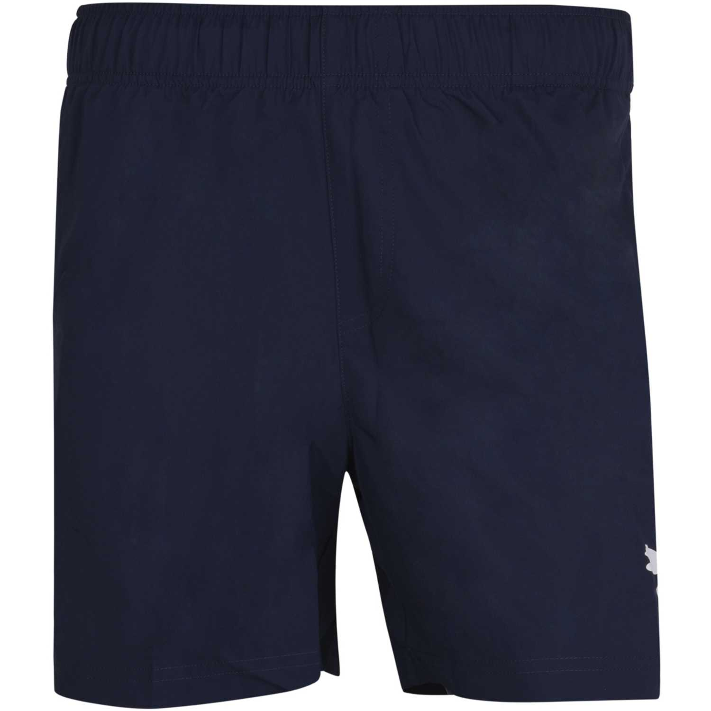 Puma ess woven shorts 5 Azul Shorts Deportivos