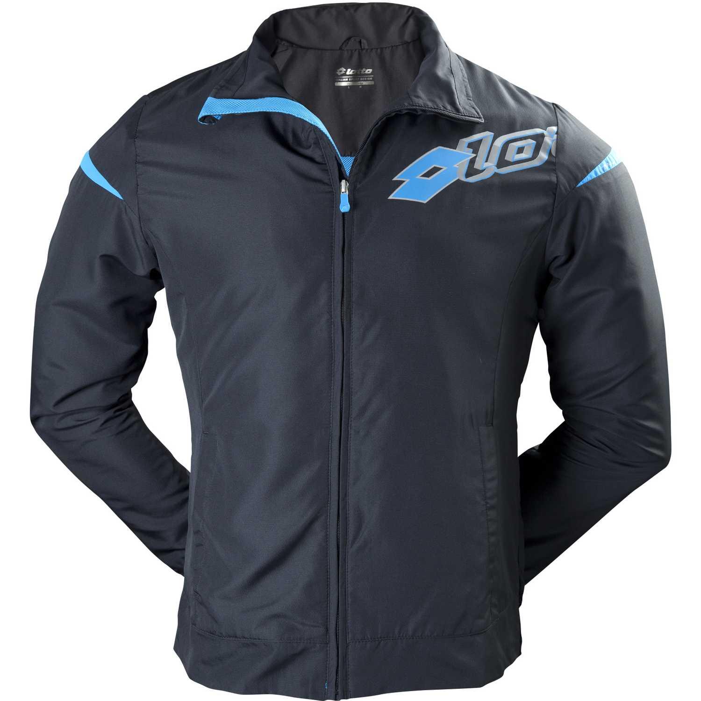Lotto jacket xamu db Negro Sweatshirts Deportivos