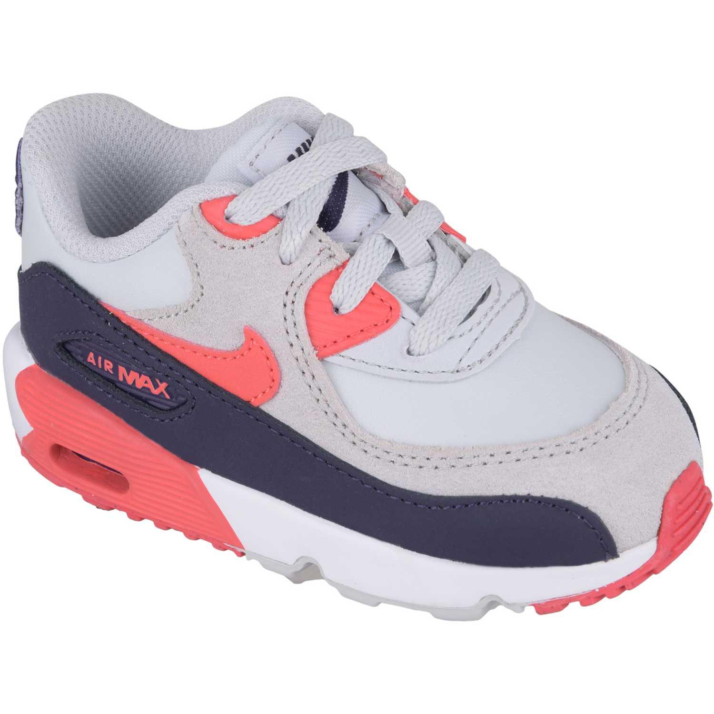b7239c0136 Bolsos de Mujer Nike Gris / Coral air max 90 ltr gt | platanitos.com