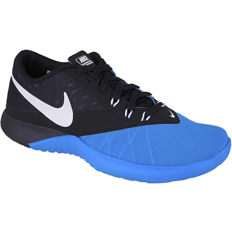 Nike fs lite trainer 4 Negro celeste |